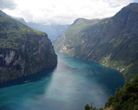 Манящие фьорды Норвегии