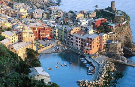 **Италия — грандиозные возможности в области мореплавания