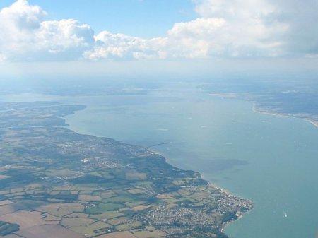 **Великобританский пролив Солент – центр яхтенного спорта