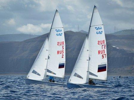 Классификация яхт, участвующих в соревнованиях