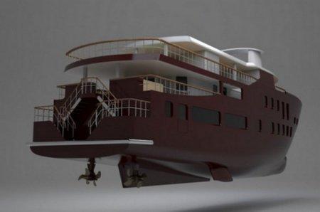Лучшие экологичные яхты-гибриды: яхта 006 и Green Jet Yacht