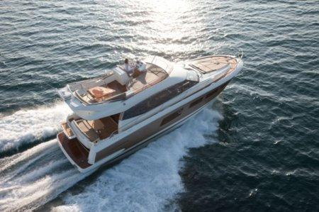 Выпуск новой двухсотой яхты Prestige 500