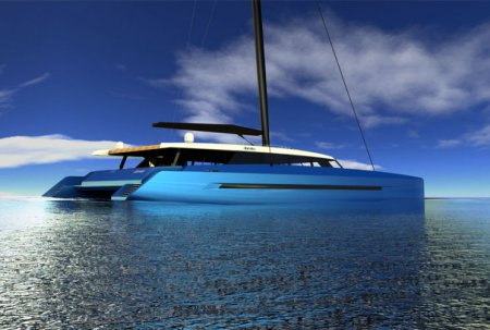 Новая яхта Sunreef 156 Ultimate подарит незабываемые ощущения