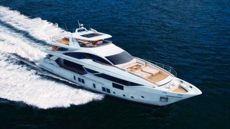 Benetti  порадовали новой линейкой быстроходных яхт