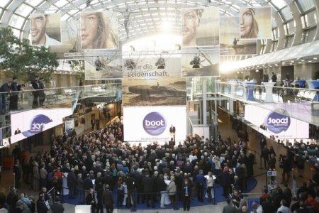 Новинки крупнейшей яхтенной выставки в Дюссельдорфе