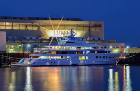 Шикарная яхта из списка лучших - Quantum Blue