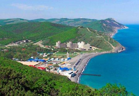 Отельные и туристические комплексы в Анапе