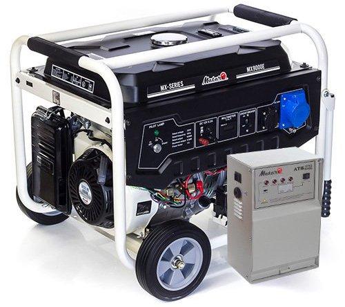 Бензиновый генератор Matari