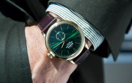 Мужские брендовые часы – аксессуар для точных и надежных