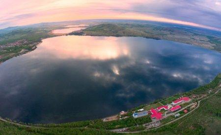 Отдых на озере Банное – эмоции и релакс