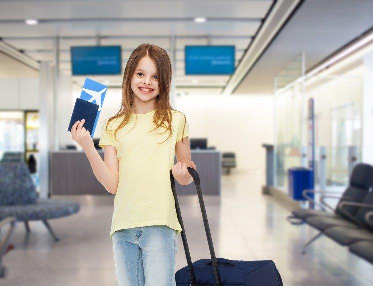 Какие документы для выезда ребенка за границу требуются от украинцев?