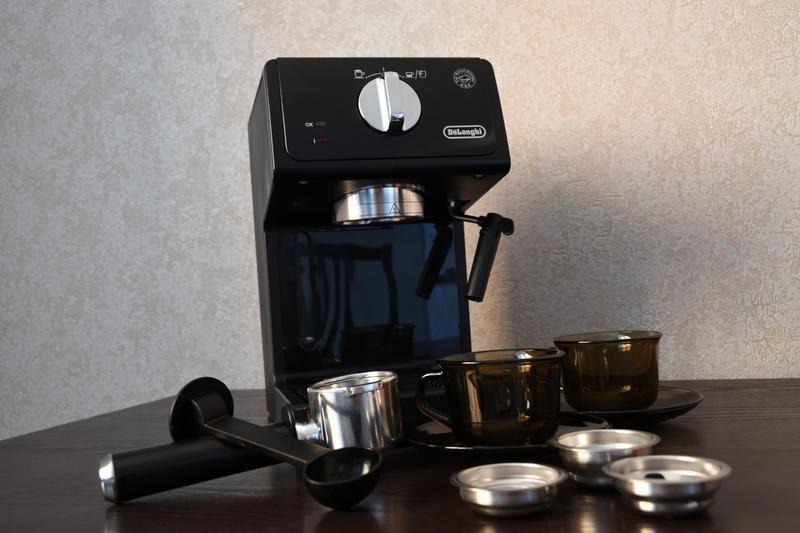 Как готовить кофе в рожковой кофемашине